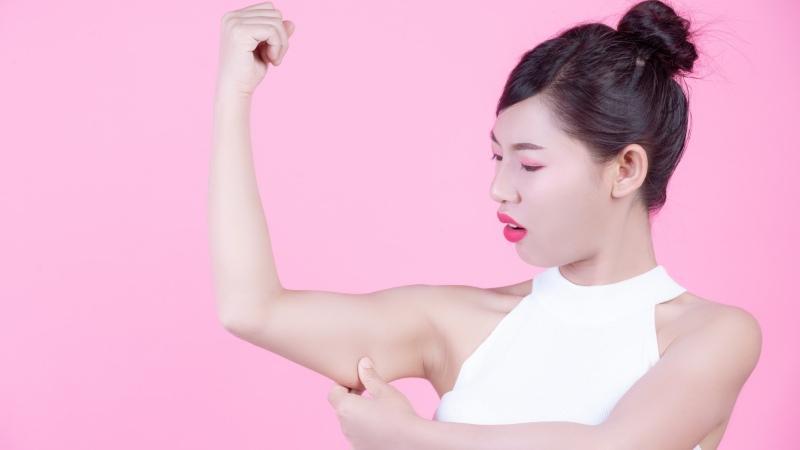 lifting de brazos