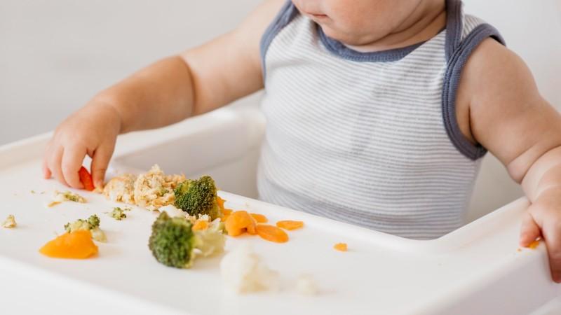 Baby led weaning (BLW): ¿En qué consiste?