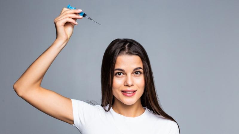 Cuidados del cabello después de una cirugía de injerto capilar