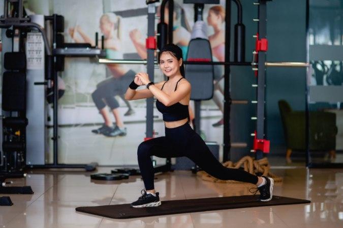 Entrenamiento para fortalecer las piernas en 7 pasos